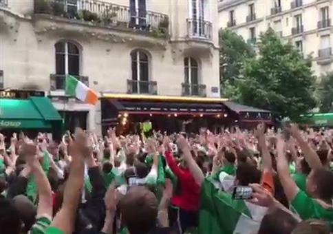 Wenn du in Paris über einem Irish Pub wohnst