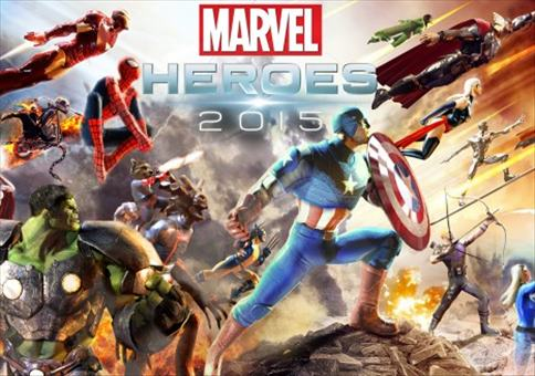 Free-2-Play: Marvel Heroes 2015