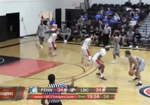 Wenn der Trainer beim Basketball mitmischt