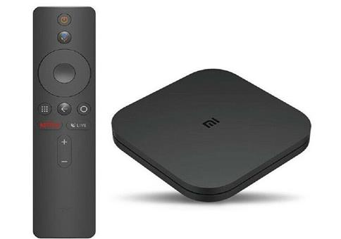 Xiaomi Mi Box S - 4K HDR Android 8.1 TV Box