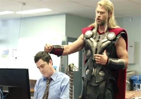 Was Thor so in der Zwischenzeit macht