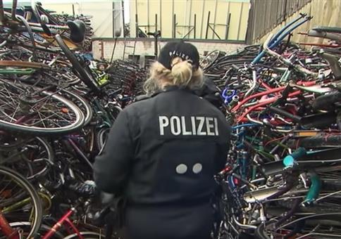 Realer Irrsinn: Fahrräder klauen lohnt sich!