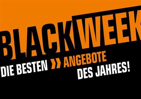 Black Week 2017 - massig KNALLER-Angebote!
