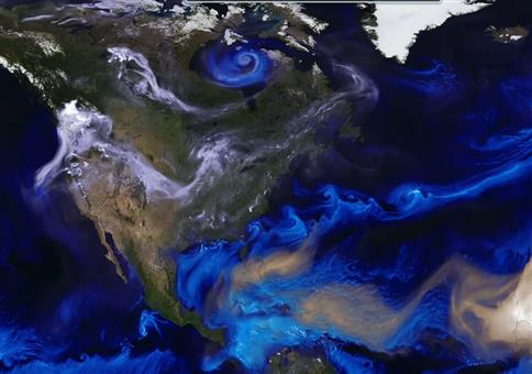 Die Hurrikansaison 2017 aus der NASA Sicht
