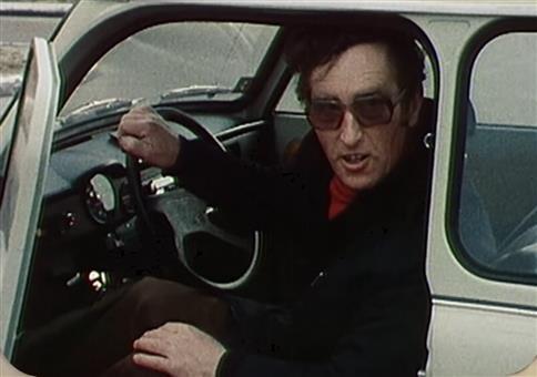 Der Trabant 601 Deluxe