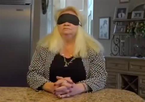 Blind hören