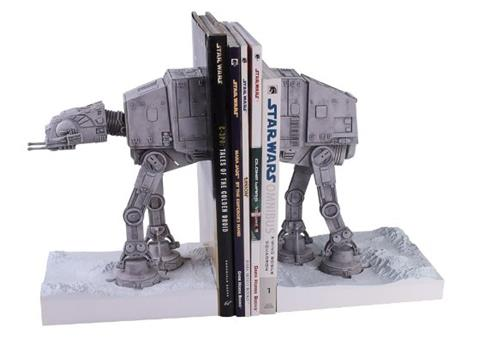 Star Wars Buchstützen AT-AT Walker