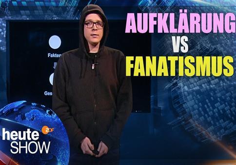 Der Unterschied zwischen Aufklärung und Fanatismus