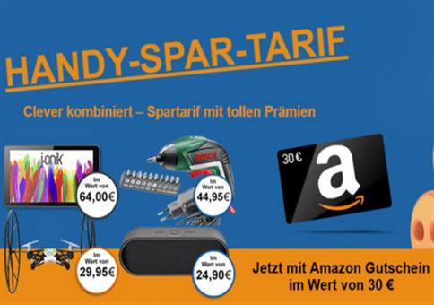 WOW: 30€ Amazon-Gutschein für 3,90€!