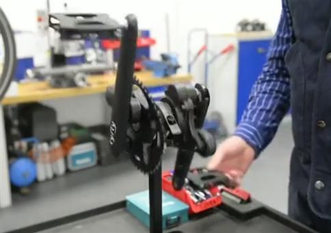 Neuartiger Fahrad-Antrieb von Möve Bikes