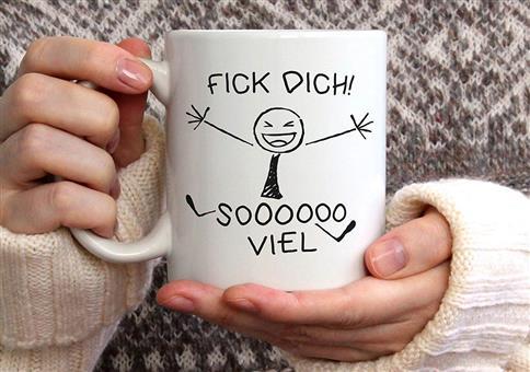 Fick Dich So Viel!