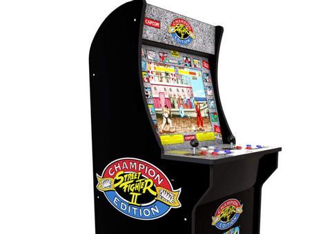 Arcade-Automat für dein Wohnzimmer