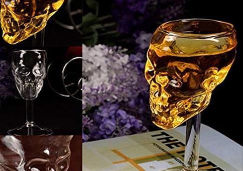 Geniales Weinglas