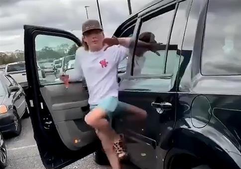 Wenn dir beim Ausparken einfällt, dass...