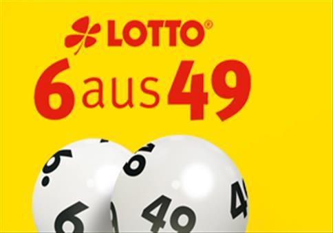 19 Mio Jackpot: 4 Felder Lotto 6 aus 49 für nur 0,40€