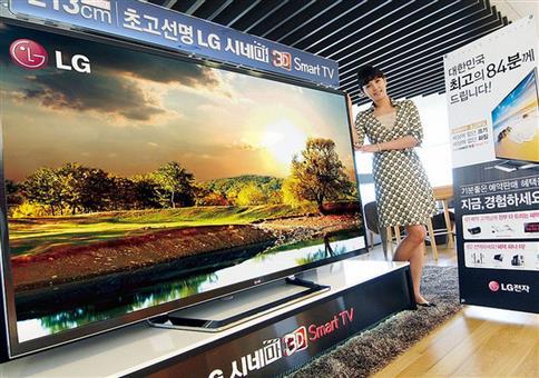 MONSTER LG Smart TV, beim PRIME DAY über 70% reduziert!!! 😳