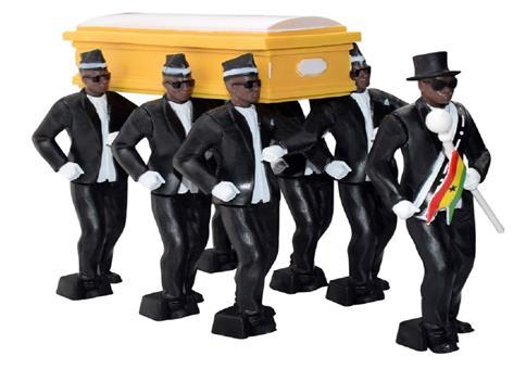 Coffin Dance für zu Hause