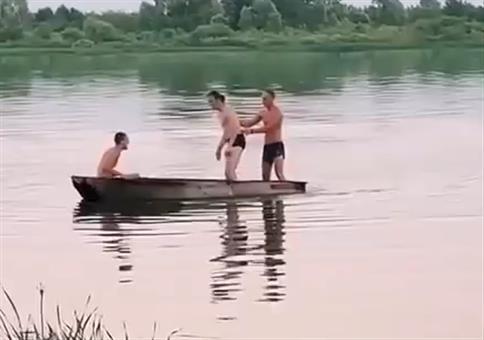 Sinken mit Stil