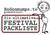 Die ultimative Festivalpackliste