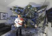 DAS nenne ich mal einen Weihnachtsbaum