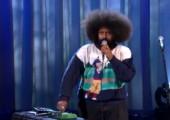 Reggie Watts bei Conan O'Brien